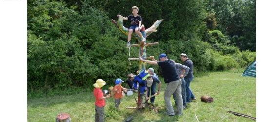 24.-26.7.2020 Vater- Sohn Wochenende in Breitenfurt / Altmühltal